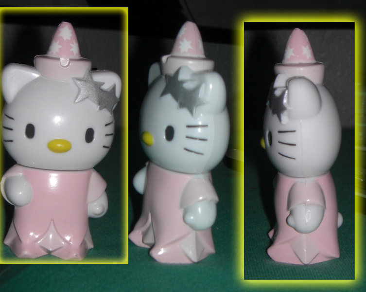 Odd Hello Kitty Items. Hello Kitty pen drive  RM50